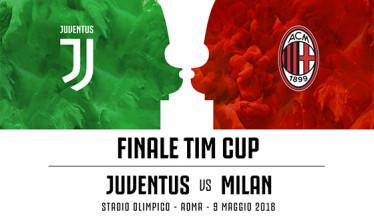 Finale Coppa Itália 2017/2018